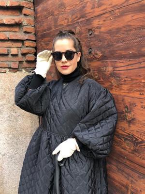 Vintage kimono coat