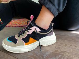 Plateau-sneaker Pull&Bear