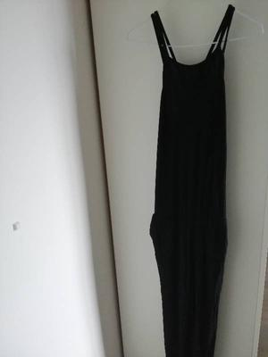 Basic black jumpsuit Even&Odd