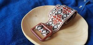 Vintage seventies belt