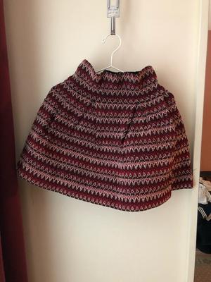 Elastic cute skirt