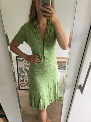 Green King Louie Dress