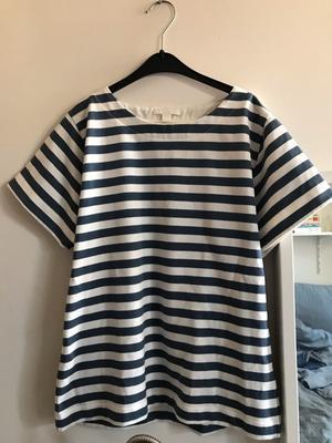 COS striped shirt 🚢