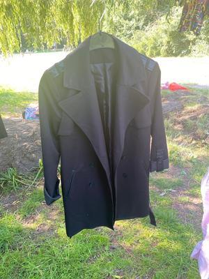 Black Trenchcoat
