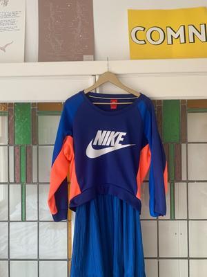 Nike fluor sweather