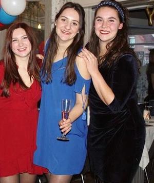 Blue dress supertrash