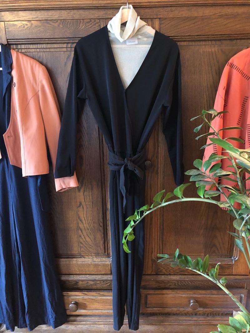 Black (in)formal Jumpsuit