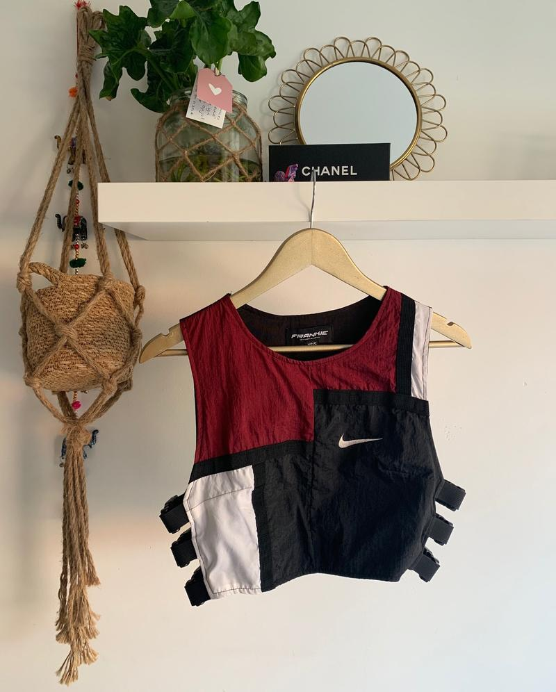 Frankie Collective Reworked Nike Top