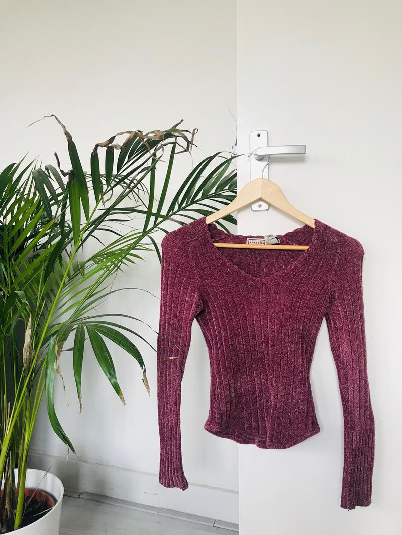 Arizona Jean Company - Magenta Knit Top