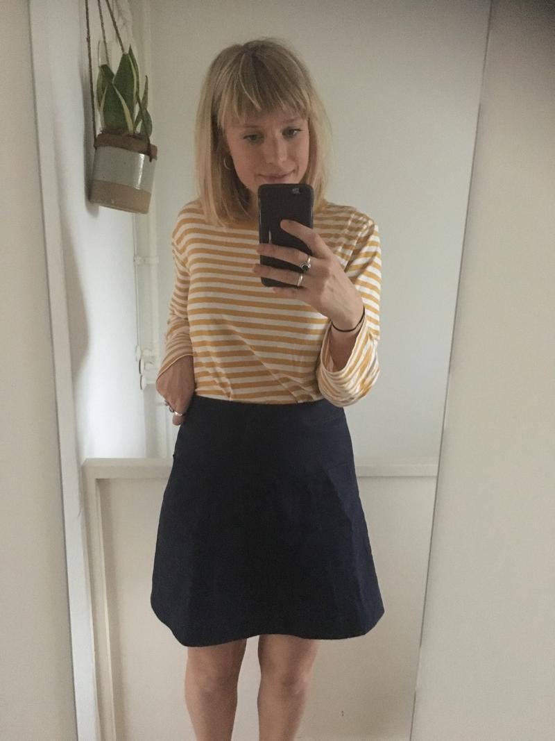 Cos A Line Skirt