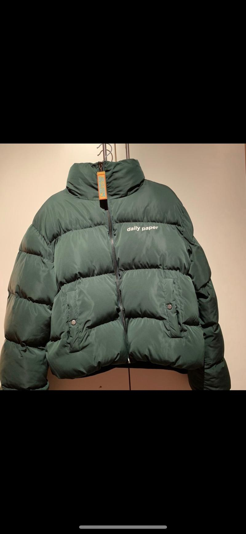 Daily Paper Puffer Jacket