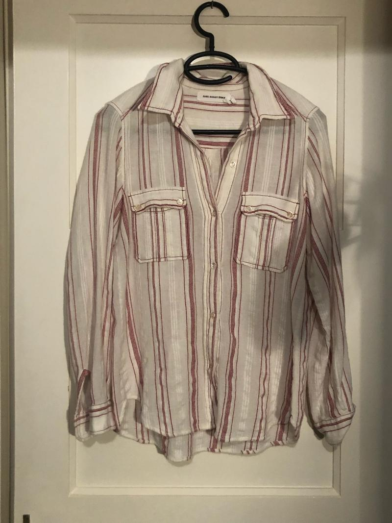 Fitted Shirt Isabel marant