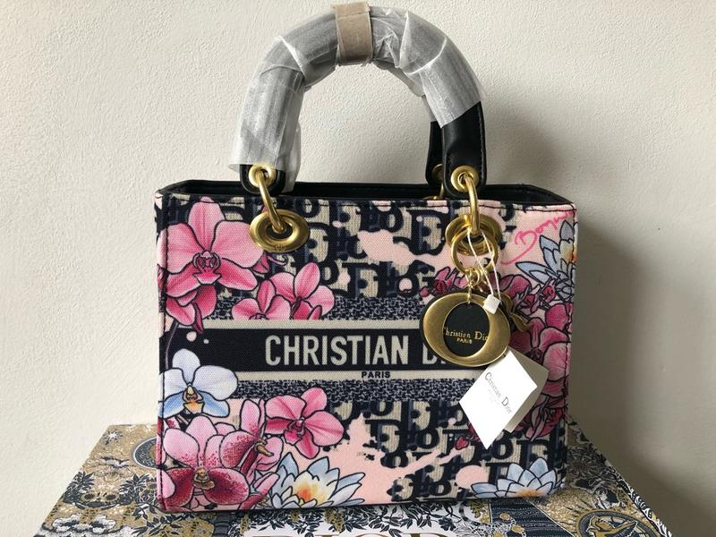 Dior lady bag nieuw