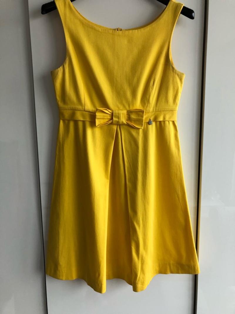 Yellow Rinascimento dress 💛
