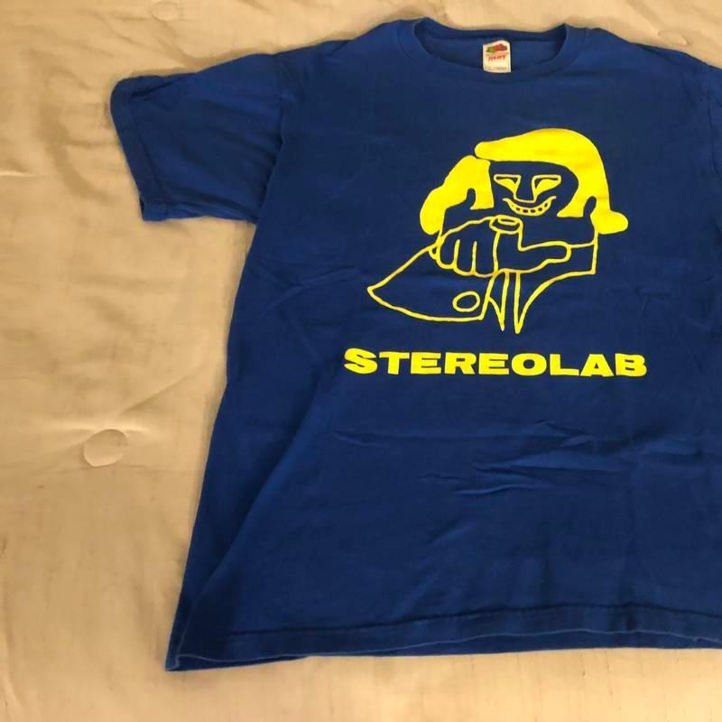 Shirt stereoab