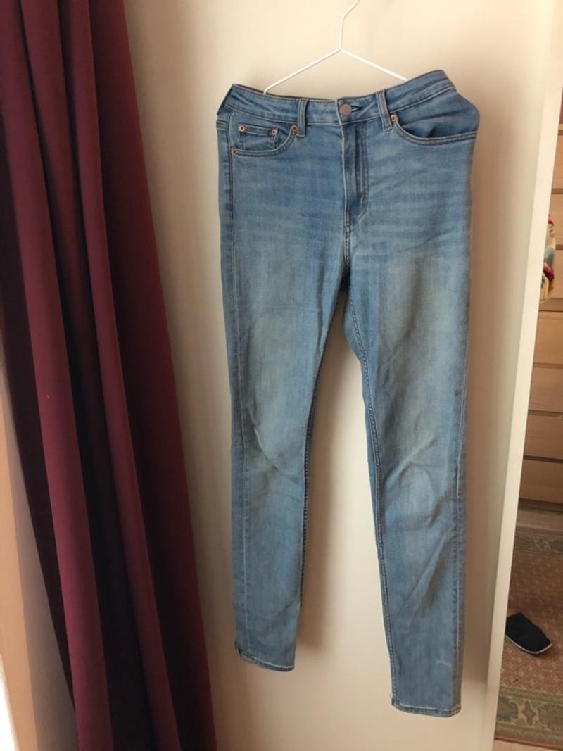 Weekday high waist jeans
