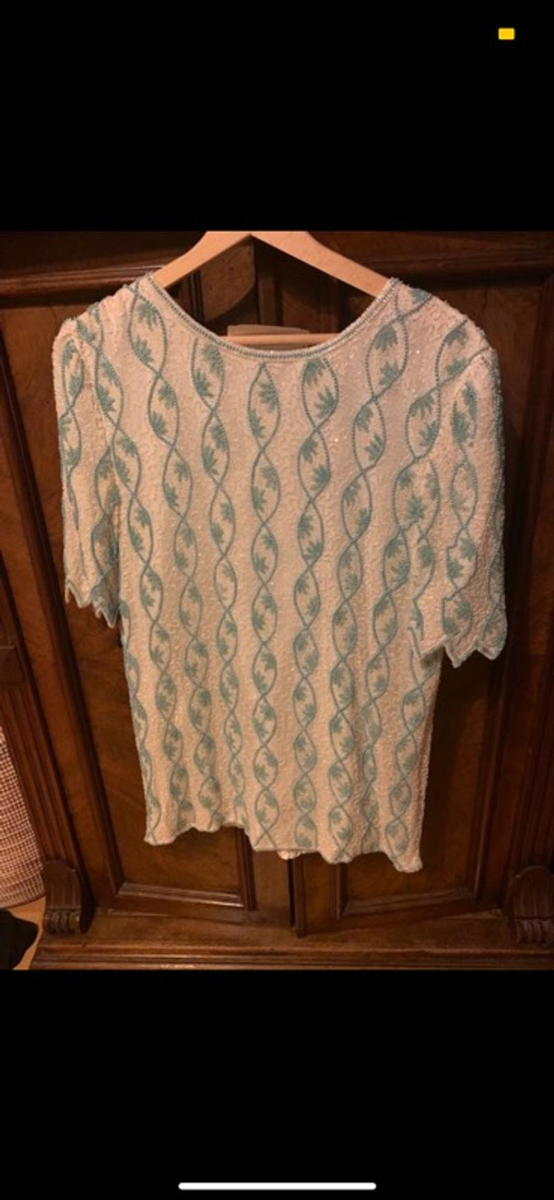 Laura dols vintage blouse