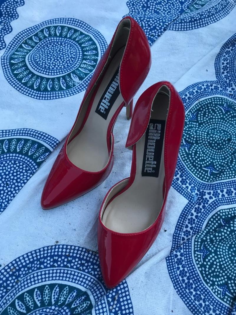 Fuchsia  stilettos