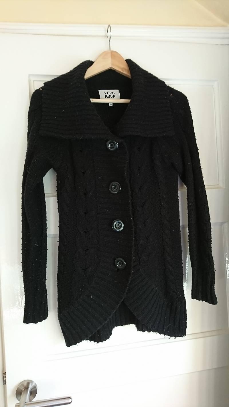 Zwart vest van Vero Moda