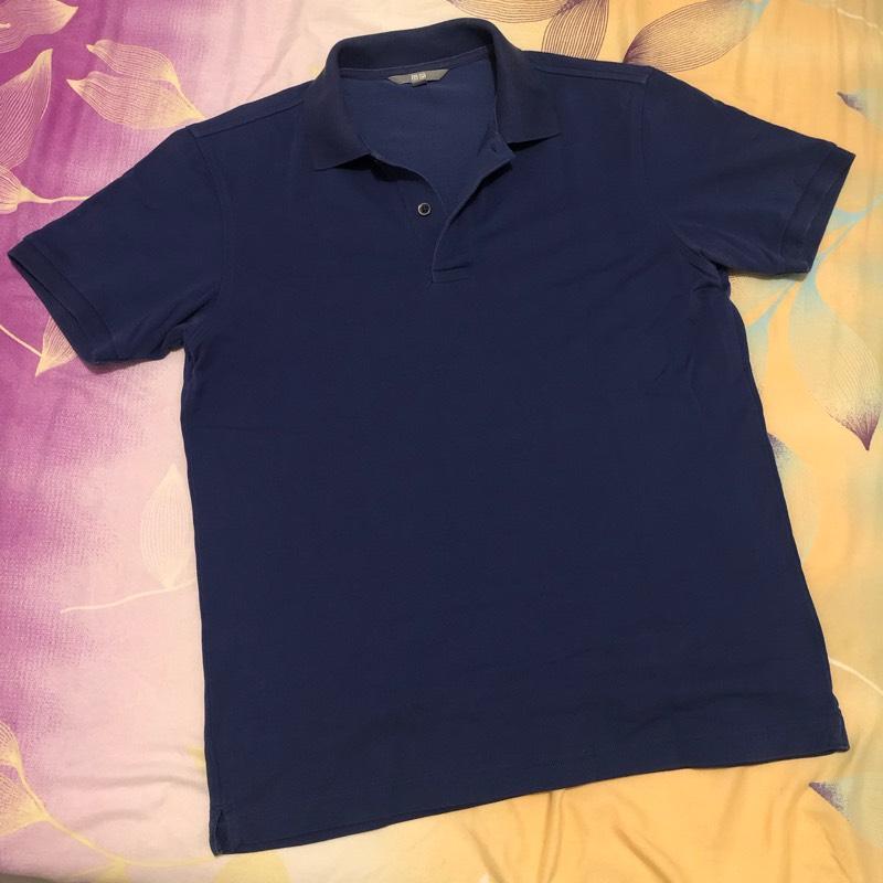 Blauwe shirt (unisex)
