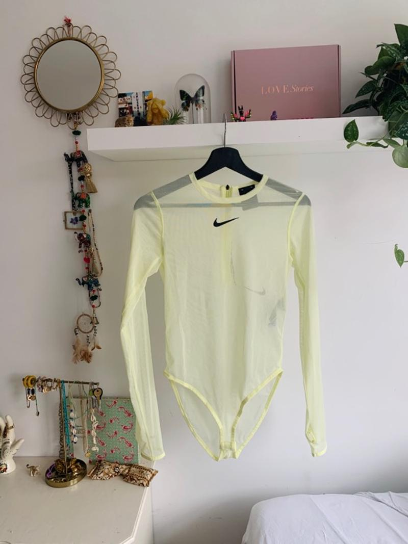 Nike Fluor Mesh Top