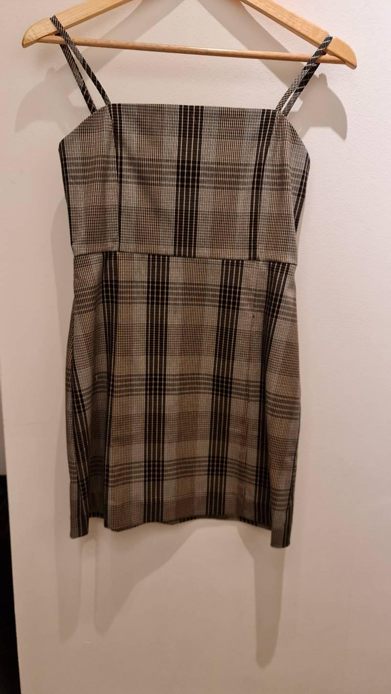Checkered Dress 🔲🔳