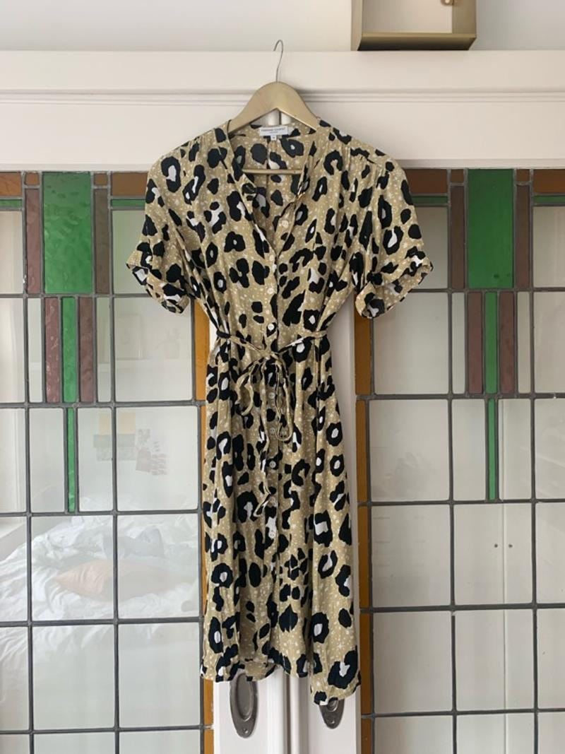 Funky panter dress